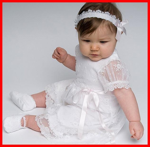 Крестильная платье для девочки своими руками 488